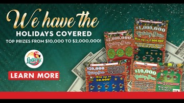 Win Florida Lottery Scratch-Off Tickets!!