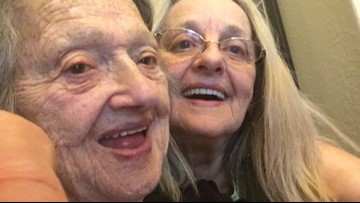 88-year-old Florida mom reunited with the daughter she thought died 69 years ago