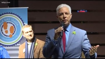 All candidates for Tampa mayor face off at debate