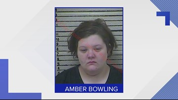 Kentucky woman accused of putting newborn in trash bag, throwing baby off banister