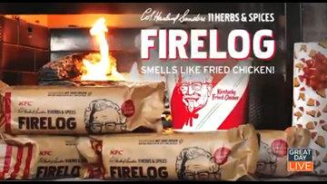 Poop toy goes viral, KFC sells fire logs, rollercoaster on cruise ship