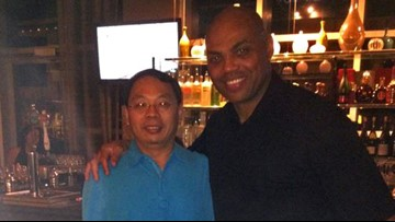 'Blessed to know him as a person': A scientist's unlikely friendship with Charles Barkley
