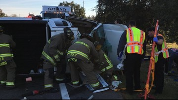 Man charged with DUI after head-on Pasco County crash | wtsp com