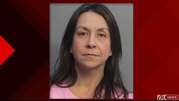Florida teacher accused of professing her love to a 13-year-old student