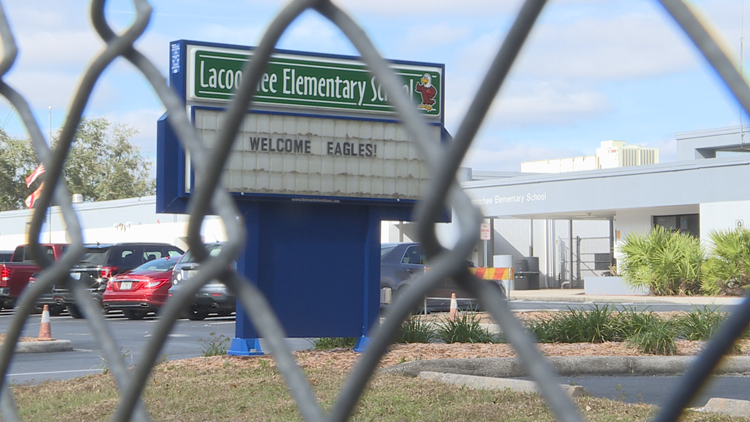Pasco County school board to vote on closing Lacoochee Elementary