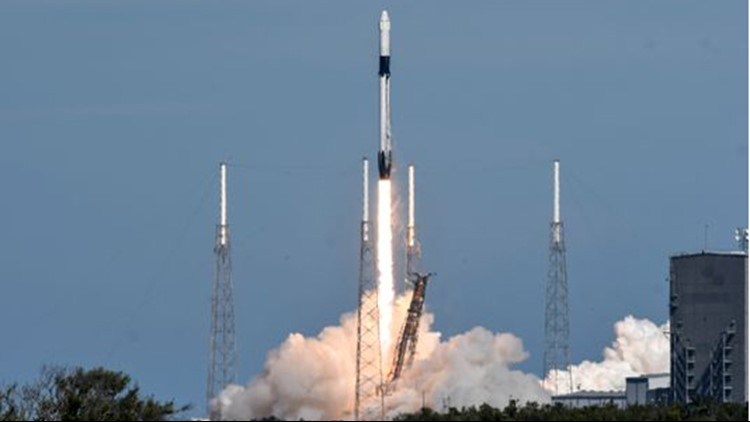 SpaceX's GPS mission: Don't miss last Florida rocket launch of the year