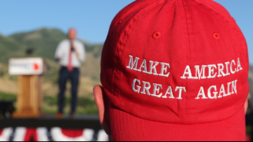 High school student banned from wearing MAGA hat at school