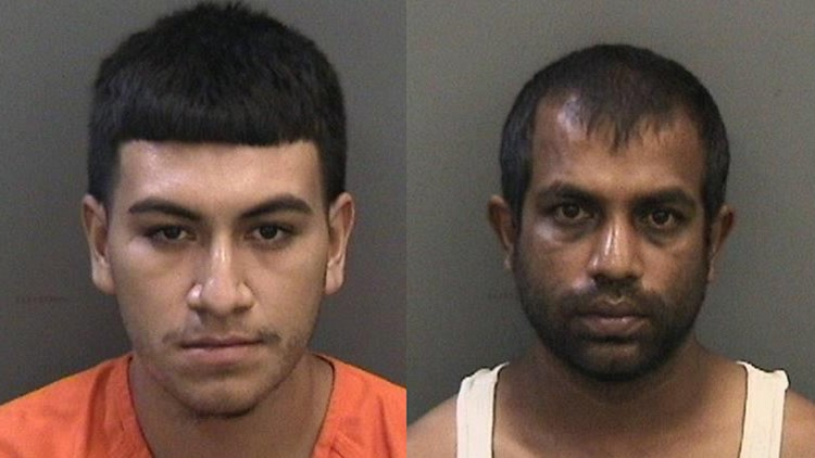 Men accused of targeting Tampa Bay area helicopters with lasers