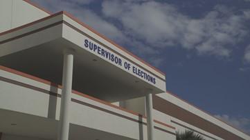 Polling locations take precautions against coronavirus