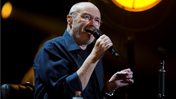 Phil Collins coming to Amalie Arena in Tampa
