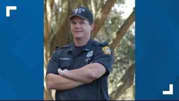 Memorial planned on 10th anniversary of Tampa officer's death