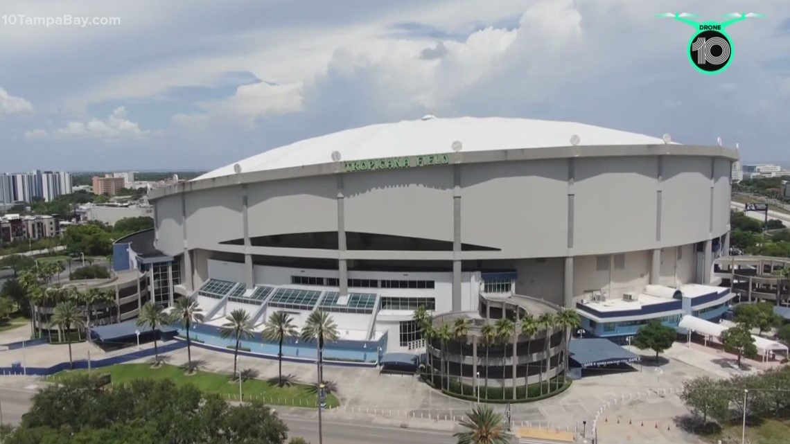 Rays propose 'world class' multi-sport stadium in St. Pete for Rays and Rowdies