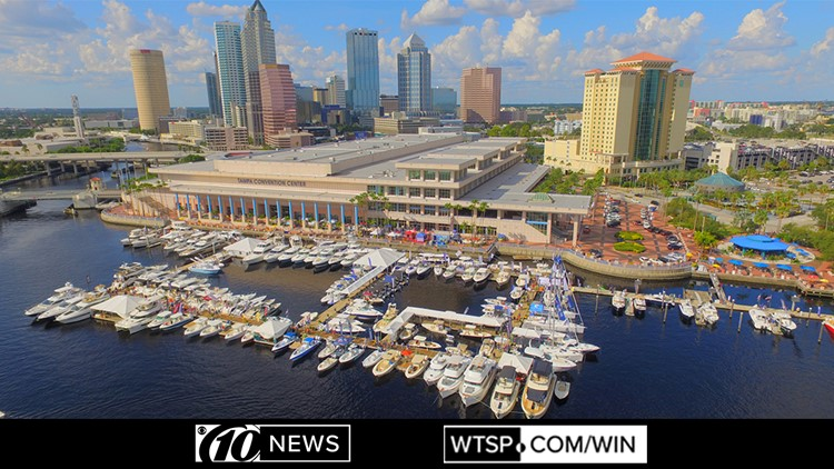 Win tickets to the Tampa Boat Show
