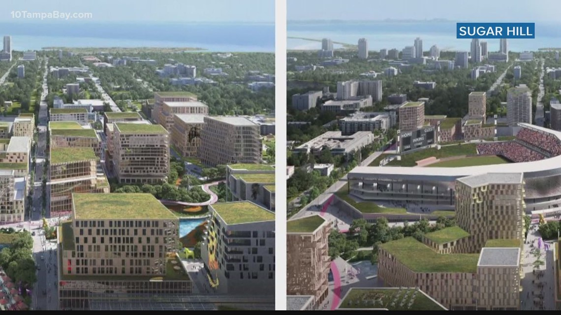 St. Pete mayor narrows potential Trop site developers down to 2