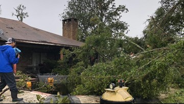 LIVE BLOG: EF-2 tornado destroyed homes in the Kathleen area