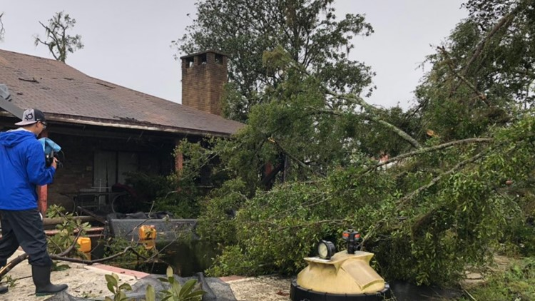 LIVE BLOG: EF-2 tornado destroyed homes in the Kathleen area