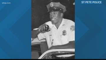St. Pete police officer who fought for racial equality dies