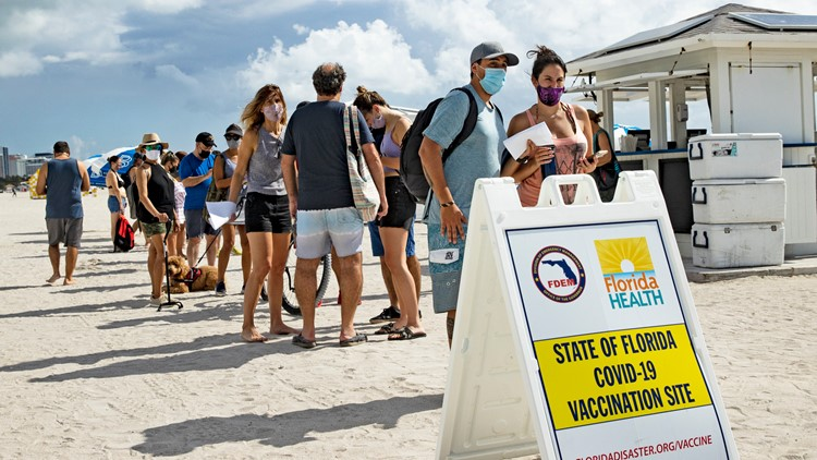 Coronavirus in Florida: State reports 3,406 new cases, 22 deaths