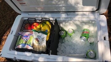 How to pack a cooler for maximum chill