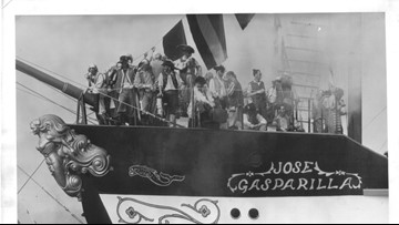 The history of Gasparilla and legacy of Jose Gaspar