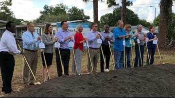 TEGNA Foundation donates $30,000 to affordable housing project