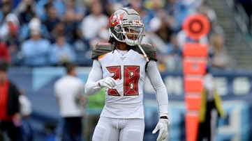 Buccaneers waive Tampa native Vernon Hargreaves III