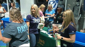 Tampa Bay Rays and 10News work to strike out hunger