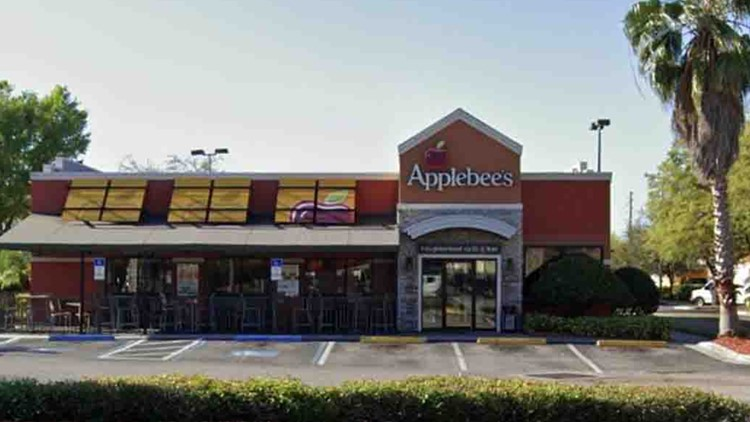 Health inspectors close Bay area Applebee's after roaches found 'crawling on croutons'