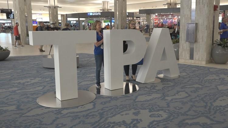 Tampa International Airport celebrates opening of new shops, restaurants