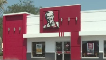 Health inspection leaves KFC customers queasy