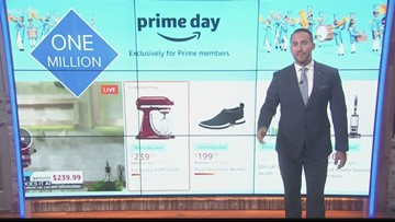 News in Numbers: One million deals on Prime Day