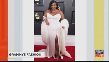 Grammy fashion recap