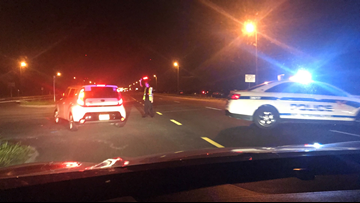 Deadly motorcycle crash shuts down eastbound lanes of Gandy Boulevard