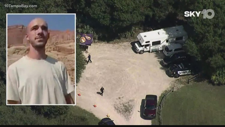 FBI confirms human remains found in Carlton Reserve area belong to Brian Laundrie