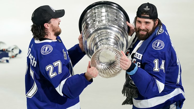 This is how much the Stanley Cup weighs