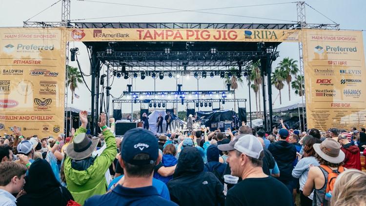 Grammy award winner Darius Rucker to headline Tampa Pig Jig
