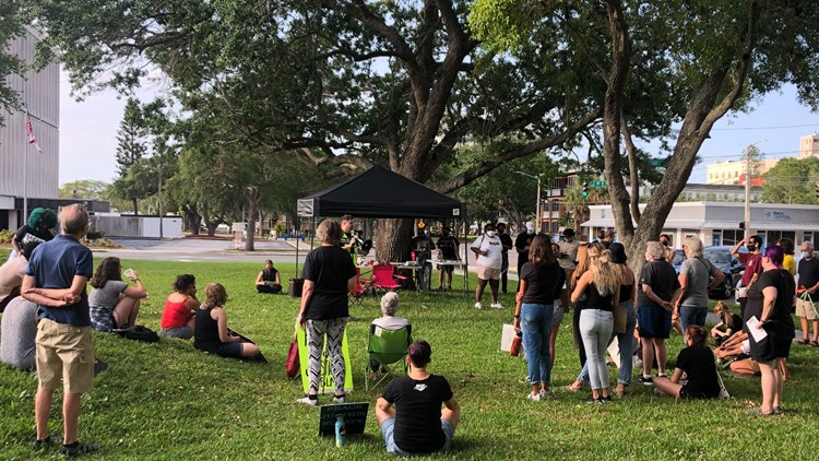 St. Pete rally includes safety training after controversial 'anti-riot' bill becomes law