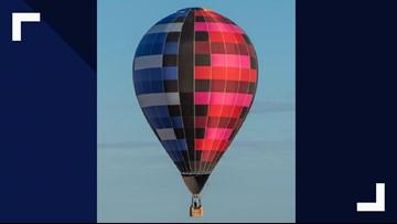 Hot air balloon stolen in Indiana found at Florida festival