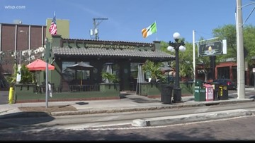 Irish pub temporarily closed a week after St. Patrick's Day