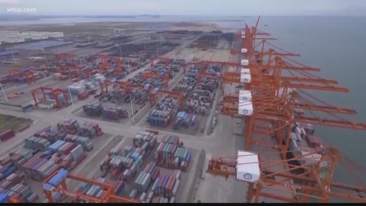 China cuts tariffs on U.S. imports in trade truce