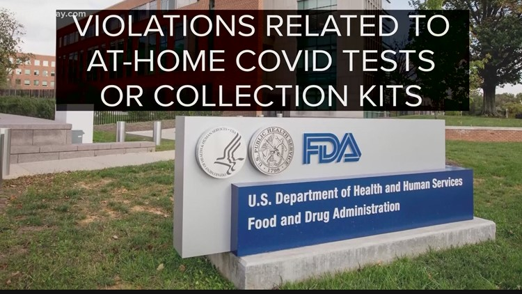 Is your at-home COVID test kit legit?