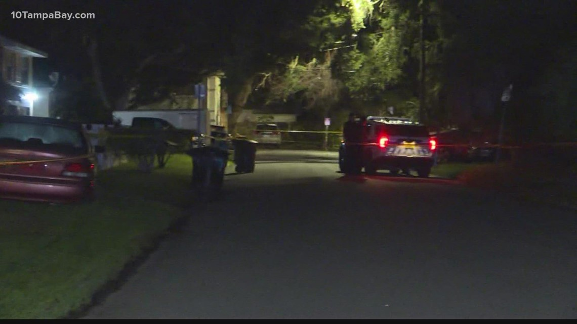 Police: Man and woman found dead inside St. Pete home