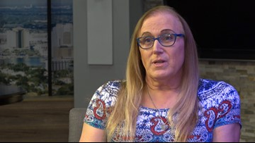 Transgender veteran worries military policy will lead to immediate discharges