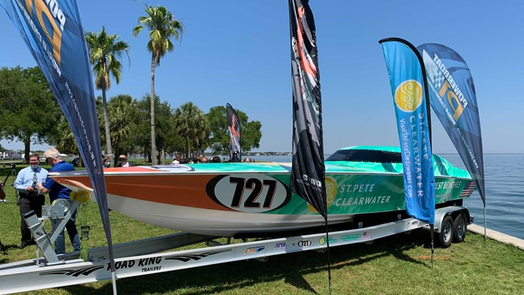St. Pete city leaders unveil plans for Powerboat Grand Prix