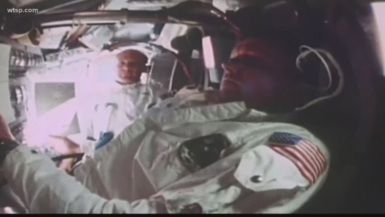 Saturday marks 50 years since Apollo 11 crew landed on the moon