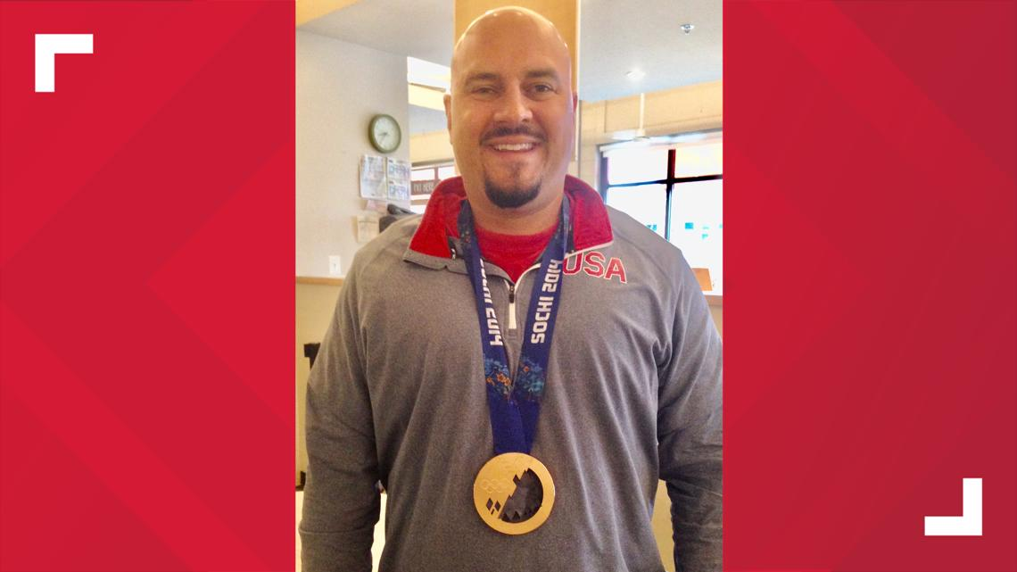 Team USA athletes turn to local chaplain after Olympics are postponed