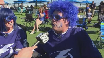 Do or die: Fans want Tampa Bay Lightning to win Game 4 | 10News WTSP