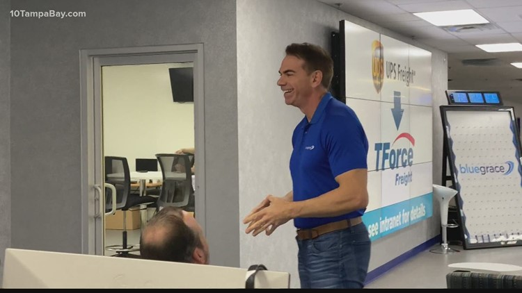 Tampa company helps first-time offenders get back on track