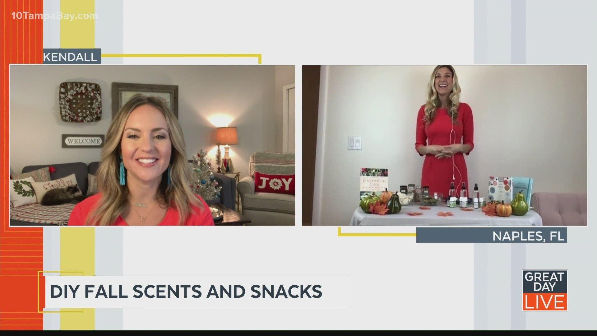 Awaken Your Senses To Fall With These Diy Scents Snacks Wtsp Com
