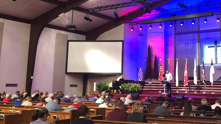 Pensacola community gathers to remember those impacted by shooting